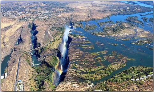 zambia falls photo