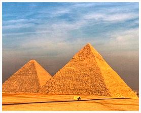 african pyramids