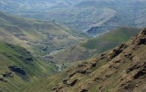 Maluti Mountains Lesotho