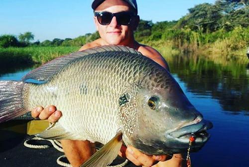fishing in zambia