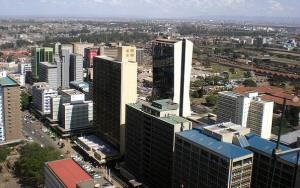 Nairobi City Buildings