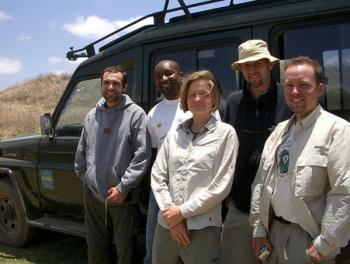 safari clothes in group