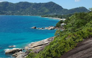 Beautiful Seychelles Coast